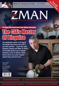 Tony Mendez, the CIA's Master of Disguise